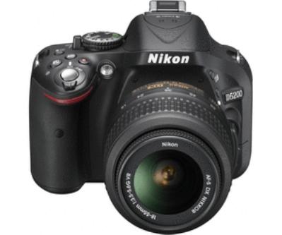 Nikon D5200 Kit 18-55mm VR