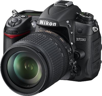 Nikon D7000 Kit 18-105mm VR