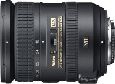 Nikon AF-S DX Nikkor 18-200mm f3.5-5.6 G ED VR II