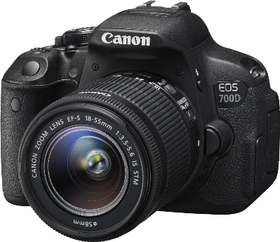 Canon EOS 700D Kit 18-55mm Canon IS STM